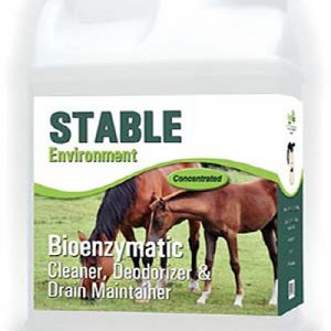 STABLE Environment Bioenzymatic Cleaner, Deodorizer & Drain Maintainer – 5 Litre