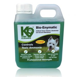 24 x K9 Turf Enzyme Bio-Enymatic Artificial Grass Cleaner- 1 Litre